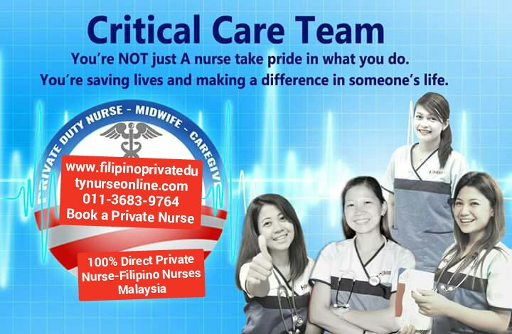 Direct Filipino Private Nurse
